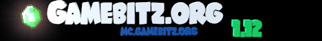 Gamebitz.org Svensk Server minecraft server